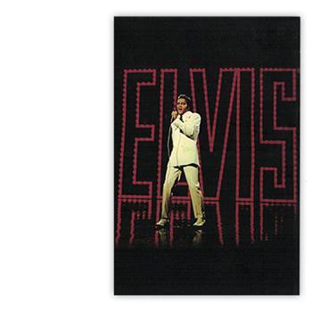 Buy Name In Lights (Postcard) by Elvis Presley