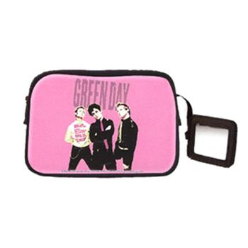 Buy Cosmetic Bag - Band Pink Name by Green Day