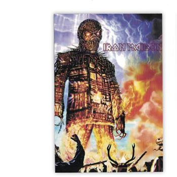 Buy Wicker Man (Postcard) by Iron Maiden