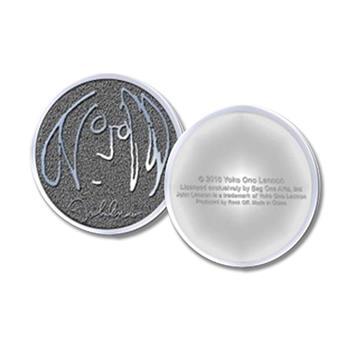 John Lennon Caricature (Pin)