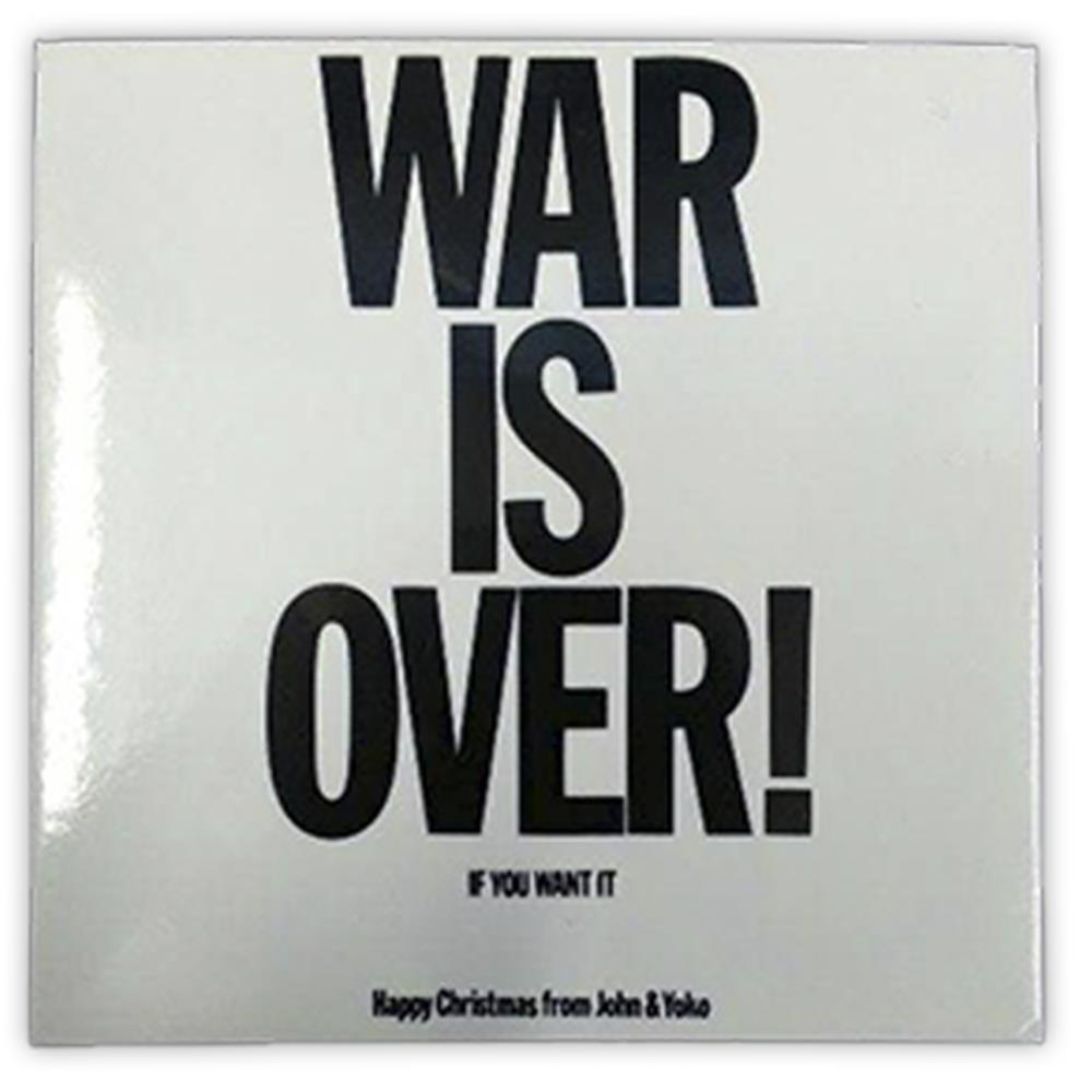 War Is Over Magnet
