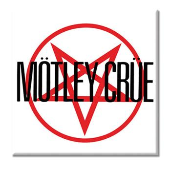 Buy Pentagram Logo Magnet by Motley Crue
