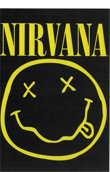 Buy Smiley Face (Postcard) by Nirvana
