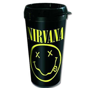 Buy Smiley Face (Travel Mug) by Nirvana