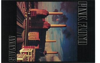 Buy Animals Postcard by Pink Floyd