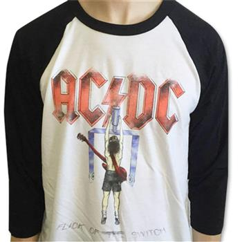 Buy Flick Of The Switch (Raglan) by AC/DC