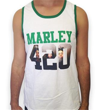 Buy 420 Tank Top by BOB MARLEY