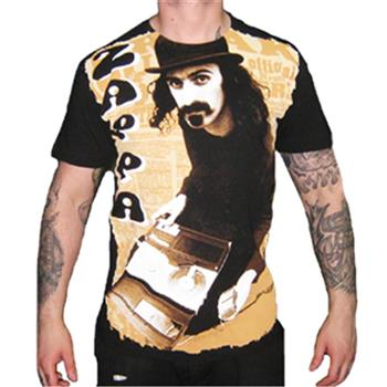 Buy Reel/reel Allover T-Shirt by Frank Zappa