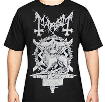 Buy A Season In Blasphemy T-Shirt by Mayhem