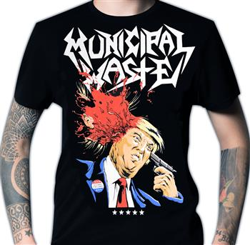 Buy Trump Walls of Death (Import) by Municipal Waste