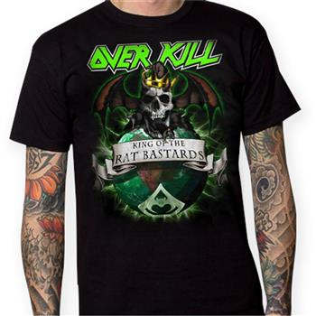 Buy King of the Rat Bastards by Overkill