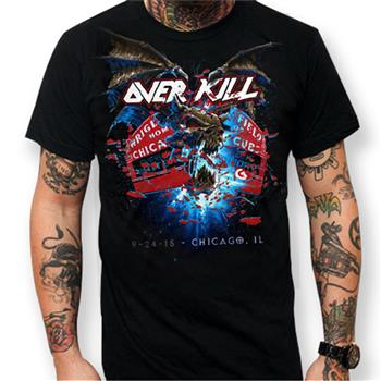 Buy Chicago 2015 by Overkill