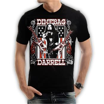 Buy Dimebag Guitars/Flag by Pantera