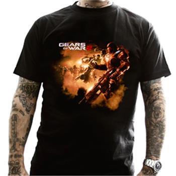Buy Standing Close T-Shirt by Gears Of War