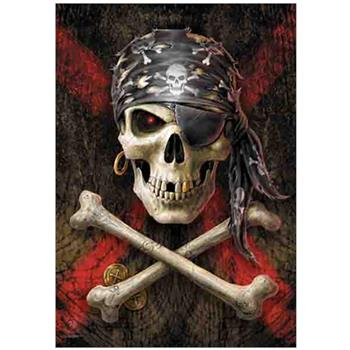 Buy Pirate Skull by ANNE STOKES