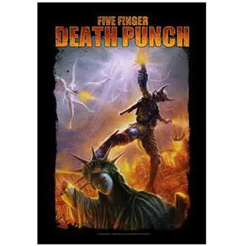 Buy Standing on Liberty by Five Finger Death Punch