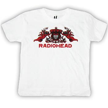 Buy Bear Crest Toddler Tee by RADIOHEAD