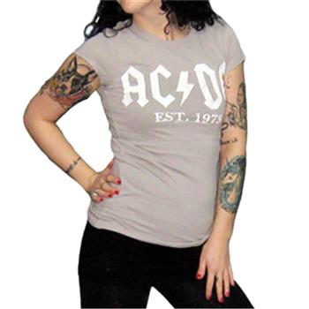Buy EST 1973 Logo Girls Tour by AC/DC