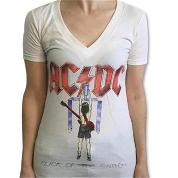 Buy Flick Of The Switch (V-neck) by AC/DC
