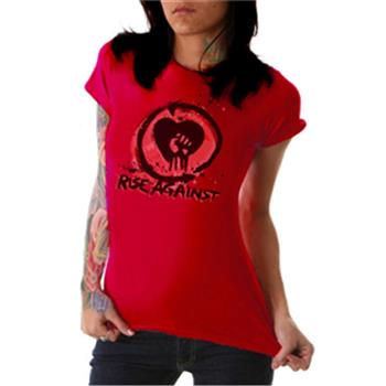Buy Heart Fist T-Shirt by Rise Against