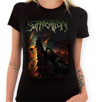Buy Pinnacle of Bedlam T-Shirt by Suffocation