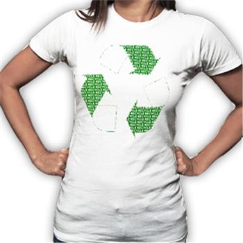 Buy Recycle T-Shirt by Ecological