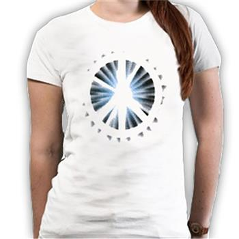 Buy Peace Sign T-Shirt by Ecological