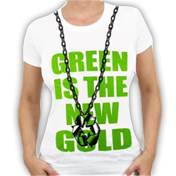 Buy Green Is The New Gold by ECOLOGICAL