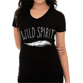 Buy Wild Spirit V-Neck by GENERIC
