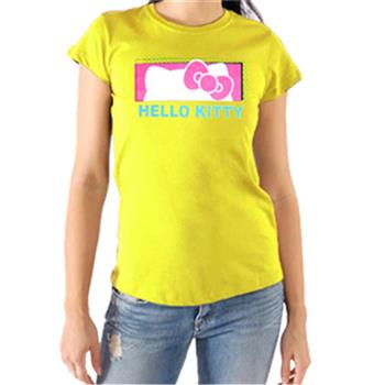 Buy Pink Bow T-Shirt by Hello Kitty