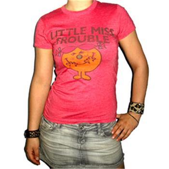 Buy Little Miss Trouble T-Shirt by Mr. Men