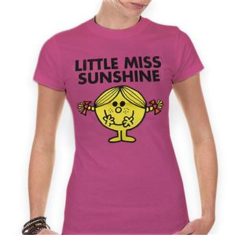 Buy Litte Miss Sunshine (Pink) by MR. MEN