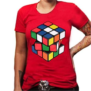 Buy Turning T-Shirt by Rubik's Cube