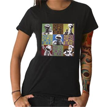 Sesame Street New Kids T-Shirt