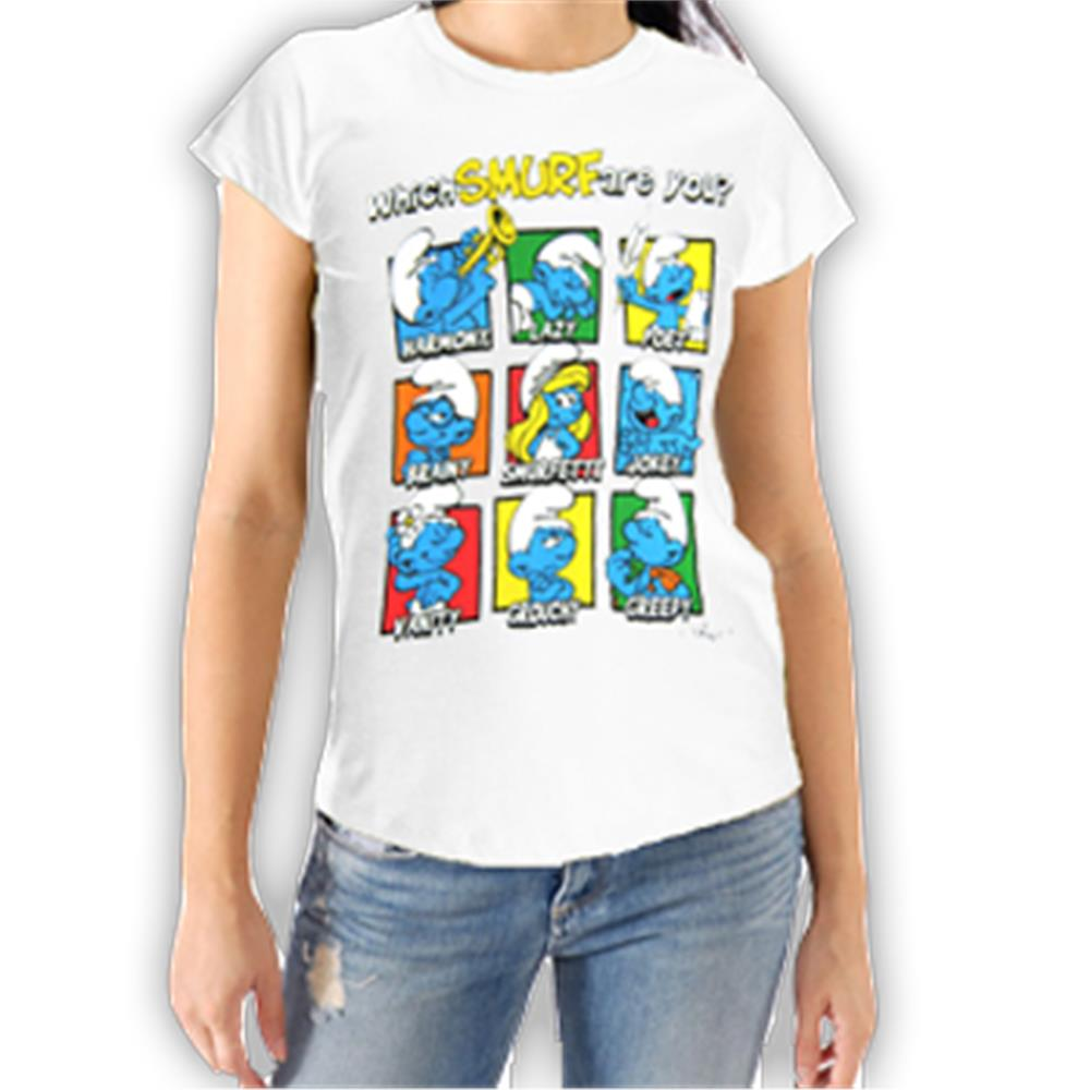 Which Smurf Are You T-Shirt