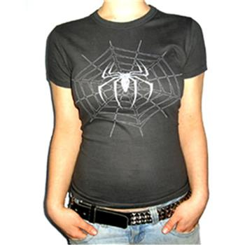 Spider-man Logo Web T-Shirt