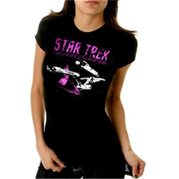 Buy Boldly Go T-Shirt by Star Trek