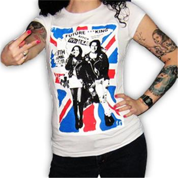 William Union Jack T-Shirt