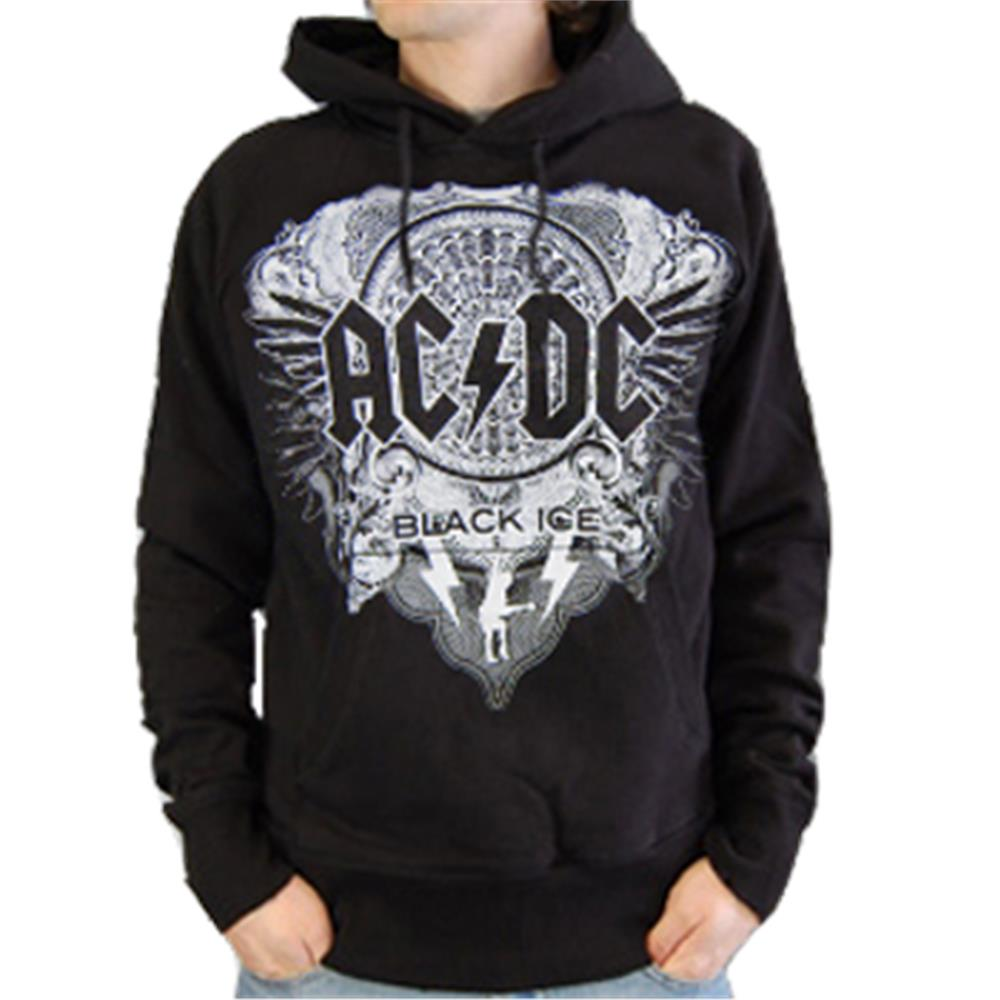 Black Ice Allover Hoodie