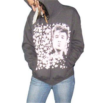 Buy Girl Zip Hoodie - Smooch by Elvis Presley