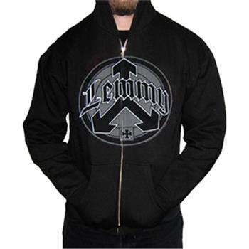 Buy Arrow Logo Zip by LEMMY