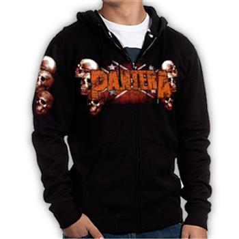 Buy Skull Zip by Pantera