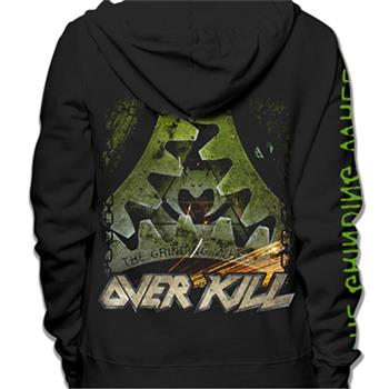 Buy The Grinding Wheel (Import) by Overkill