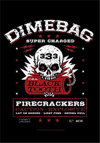 Buy Firecrackers by PANTERA / DIMEBAG