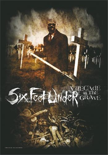 Buy Decade In The Grave by Six Feet Under