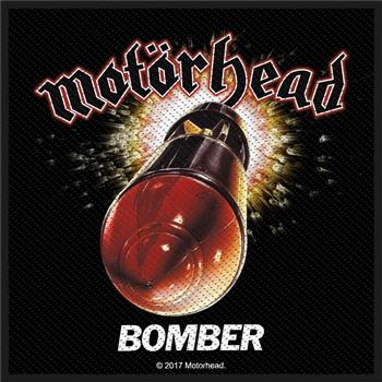 Buy Bomber Patch by Motorhead