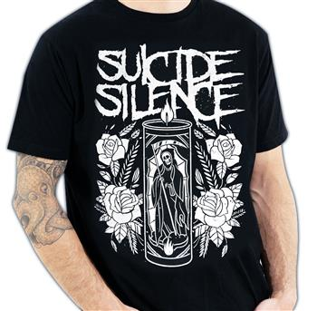 Suicide Silence Grim Reaper Candle