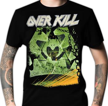 Buy The Grinding Wheel by Overkill
