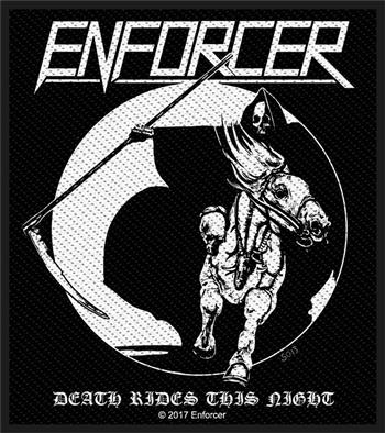 Buy Death Rides This Night by Enforcer