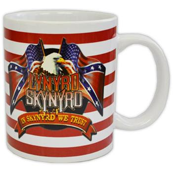 Buy In Skynyrd We Trust Mug by Lynyrd Skynyrd